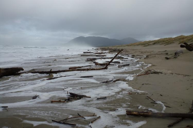 High tide, December 12, 2012