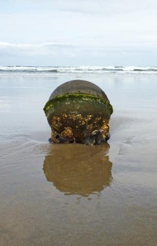 Lost buoy