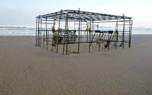 Recreational crab trap gone missing