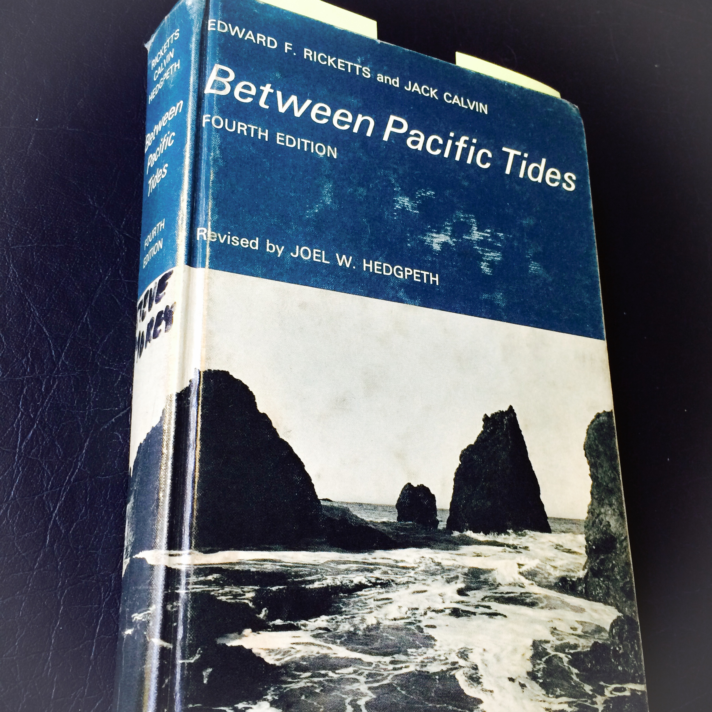 Between Pacific Tides, 4th ed.