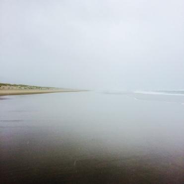 September 29, Oregon coast.
