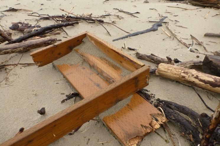 New lumber, treated too!