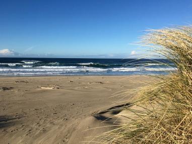 Almost high tide   December