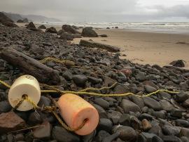 Crab buoys