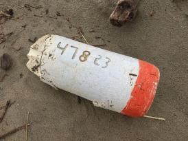 Crab buoy #47823
