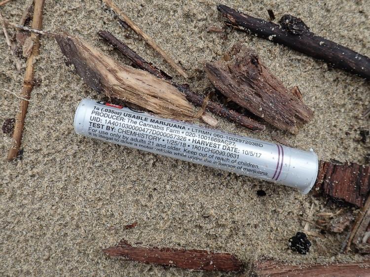 plastic packaging for vape cartridge